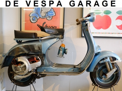 Vespa 150 VGL - OPEN MODEL