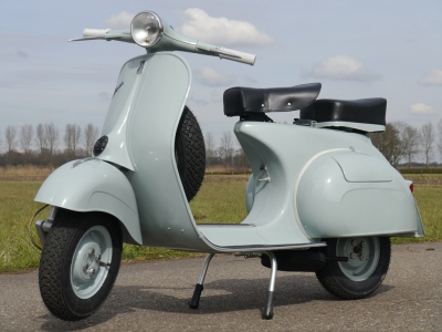 Vespa 125 VNB - TOP RESTAURATIE